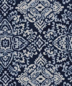 Blue Lace Flannel swatch