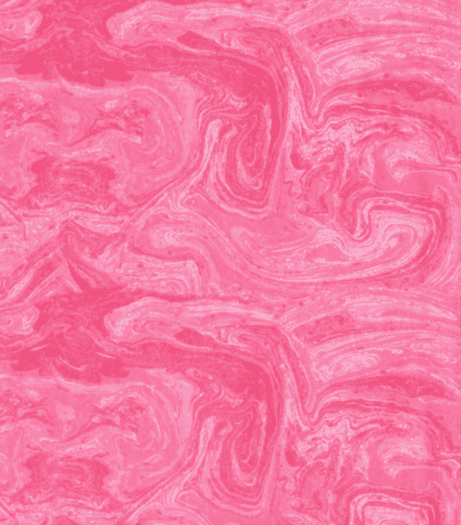 Pink Oil Spill Flannel Swatch